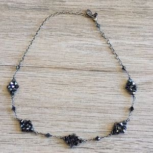 Lori Lori Black choker necklace